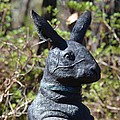 Mr Rabbit 2 by Maria Urso