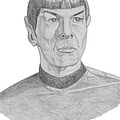 Mr. Spock by Thomas J Herring