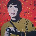 Mr Sulu by Gary Hogben