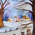 Mrs. Dunn's Winter by Susan Duxter