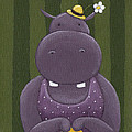 Mrs. Hippo by Christy Beckwith