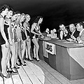 Mrs. New Jersey Contestants by Underwood Archives