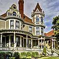 Mrs. Porterfield's Boarding House 1 by David Berg