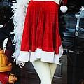 Mrs Santa Manequin by Eric  Schiabor