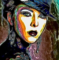 Ms Boss Lady by  Fli Art