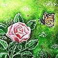 Ms. Monarch And Her Ladybug Friends by Shana Rowe Jackson