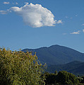 Mt Ashland In Late Summer by Mick Anderson