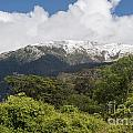 Mt. Aspiring National Park Mountains by Bob Phillips