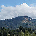 Mt Baldy Panorama From Grants Pass by Mick Anderson