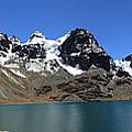 Mt Condoriri Panorama by James Brunker