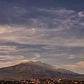 Mt. Etna by Alfio Finocchiaro