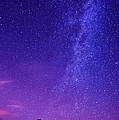 Mt. Hood Milky Way 01 by Lori Grimmett