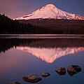Mt Hood Reflection by Brian Jannsen