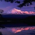Mt. Hood Sunrise by Ken Dietz