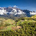 Mt. Kinabalu - The Highest Mountain In Borneo by Veronika Polaskova