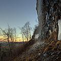 Mt Mckay Spring Waterfall by Jakub Sisak