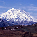 Mt. Mckinley by Cathy Anderson