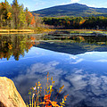 Mt. Monadnock Reflection by Donna Doherty