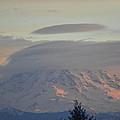 Mt Ranier by Brian Standley