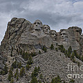 Mt Rushmore by David Arment