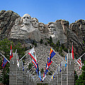 Mt. Rushmore by Mary Jo Allen