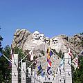 Mt. Rushmore by Mike Niday