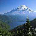 Mt. Saint Helens by Thomas & Pat Leeson