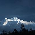 Mt Shuksan by Crystal Hoeveler