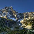 Mt Slesse by Rod Wiens