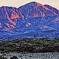 Mt Sonder Sunrise by Paul Svensen