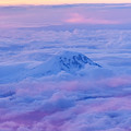 Above The Clouds At Sunset by Joy McAdams