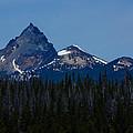 Mt. Thielsen by Tikvah's Hope