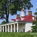 Mt Vernon Mansion by John Greim