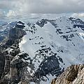 T-703510-mt. Victoria Seen From Mt. Lefroy by Ed  Cooper Photography