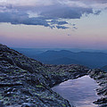Mt. Washington  Blue Hour by John Vose