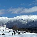Mt Washington by Michael Jones