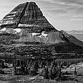 Mt. Wilbur-hidden Lake by Frank Burhenn