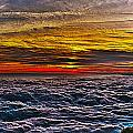Mt Wilson Sunset by Richard J Cassato