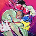 Muay Thai by Lucia Hoogervorst