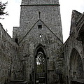 Muckross Abbey Steeple by Christiane Schulze Art And Photography