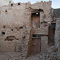 Mud Brick Village by Carol Ailles