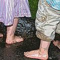 Mud Puddles by Georgette Grossman