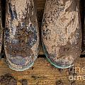 Muddy Boots On Deck by Jim Corwin