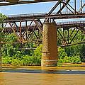 Muddy Mississippi by Melvin Busch