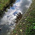 Mudhole Mirror 2 by Nick Kirby