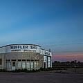 Muffler Shop by Angus Hooper Iii