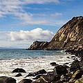 Mugu Rock by David Millenheft