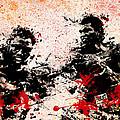 Muhammad Ali 2 by Bekim Art