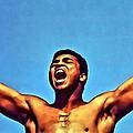 Muhammad Ali by Florian Rodarte