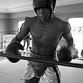 Muhammad Ali Works Out  by Retro Images Archive